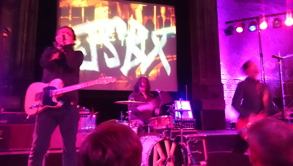 The Jon Spencer Blues Explosion - UT Connewitz, Leipzig, Germany (17 October 2015)