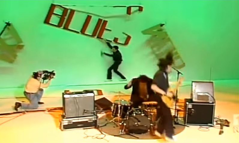 The Jon Spencer Blues Explosion - Recovery, ABC Studios, Melbourne, Australia (6 September 1997)
