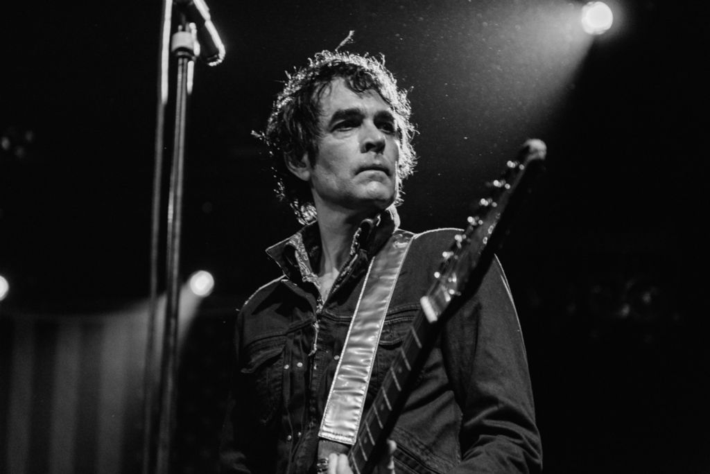 The Jon Spencer Blues Explosion - Columbia Theatre, Berlin, Germany (16 October 2015)