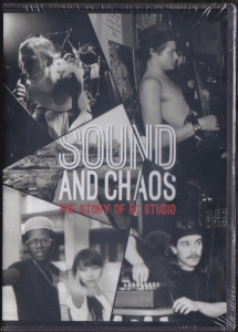 V/A feat. The Jon Spencer Blues Explosion - Sound and Chaos: The Story of BC Studio (DVD, US) - Cover