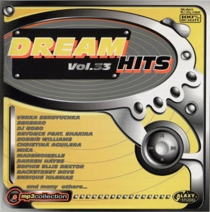 V/A feat. Russell Simins - Dream Hits Vol.33 (CD ROM, RUSSIA) - Cover