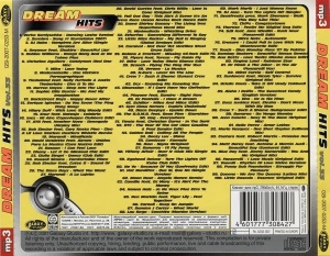 V/A feat. Russell Simins - Dream Hits Vol.33 (CD ROM, RUSSIA) - Rear