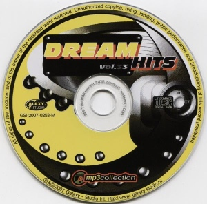 V/A feat. Russell Simins - Dream Hits Vol.33 (CD ROM, RUSSIA) - Disc