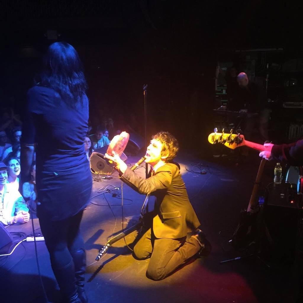 Boss Hog - Music Hall of Williamsburg, Brooklyn, New York, US (14 February 2016)