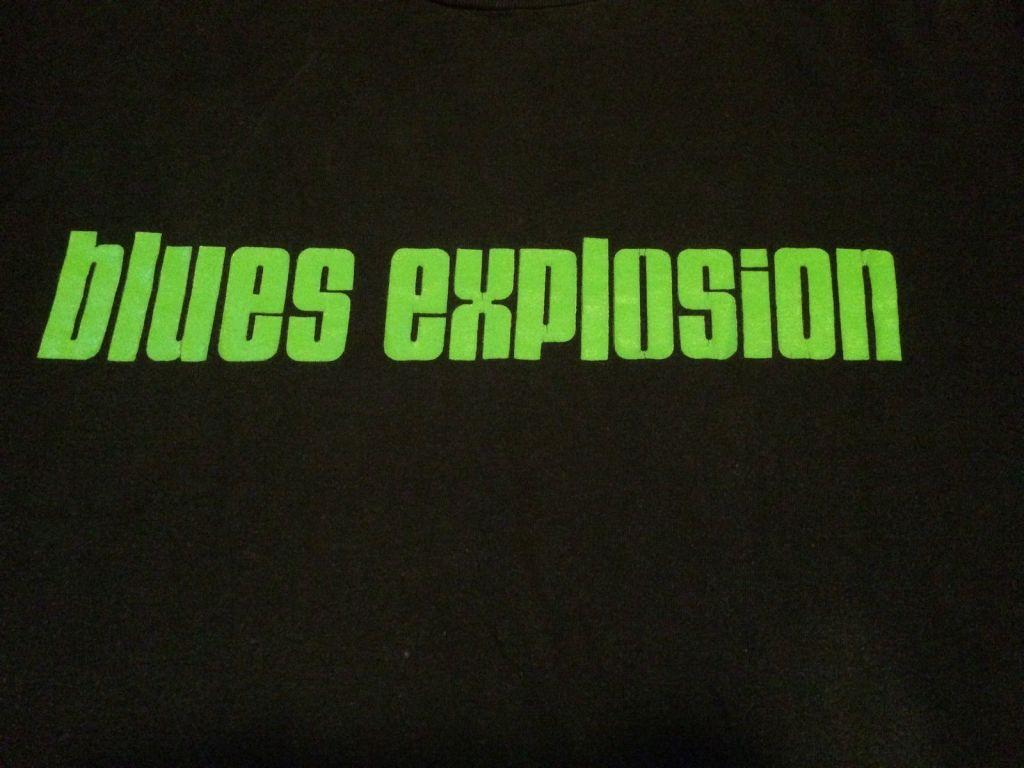The Jon Spencer Blues Explosion - 'Blues Explosion' (SHIRT, AUSTRALIA)