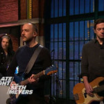 Late Night With Seth Meyers (S3 E60) feat. The 8G Band w/ Russell Simins