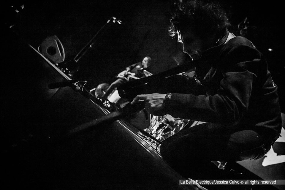 The Jon Spencer Blues Explosion - La Belle Electrique, Grenoble, France (9 March 2016)