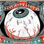 V/A feat. Boss Hog - Psychopticotic Vol. One [Silver Ink - Red/Blue] (10, US)