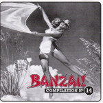 Banzai! Compilation No. 14 (CD, GERMANY)