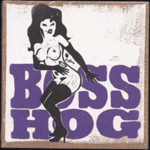 Boss Hog – Drinkin', Lechin' & Lyin' [2016] (CD, US) - Cover