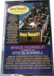 V/A feat. Jon Spencer - Brace Yourself: A Tribute To Otis Blackwell (CASSETTE, US)