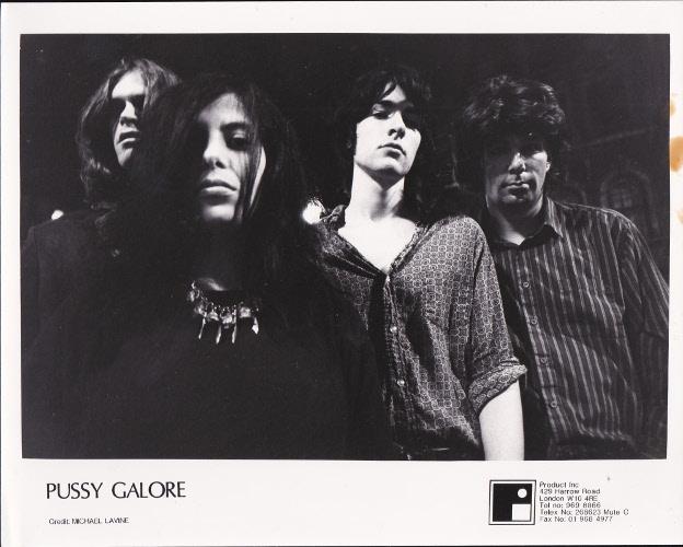Pussy Galore – Promotional Photo [#11] (PHOTO, UK)