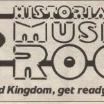 Historia De La Musica Rock (ADVERT, UK)