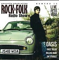 V/A feat. Boss Hog - Rock & Folk Radio Show Numero 12 (CD, FRANCE)  - Cover