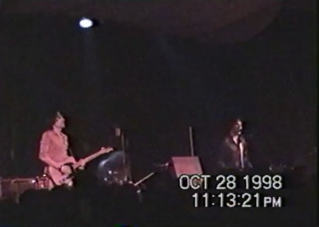 The Jon Spencer Blues Explosion - Showbox, Seattle, WA, US (28 October 1998)