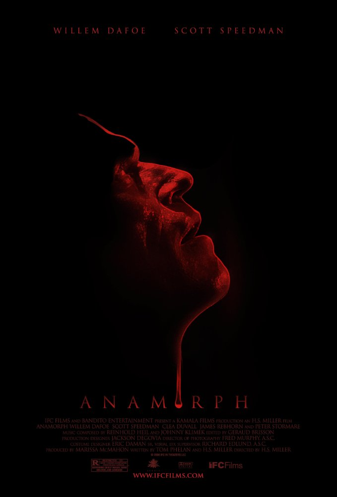 V/A feat. Judah Bauer / Russell Simins - Anamorph (FILM, US)