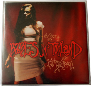 V/A feat. Crunt - The Best of Babes in Toyland and Kat Bjelland [Promo] (CD, US) - Cover