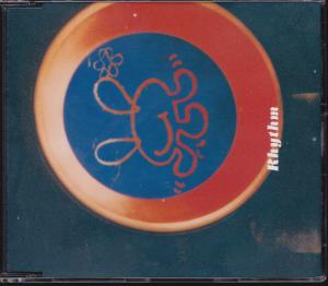 The Jerry Lee Phantom – Rhythm (CD, JAPAN) - Cover
