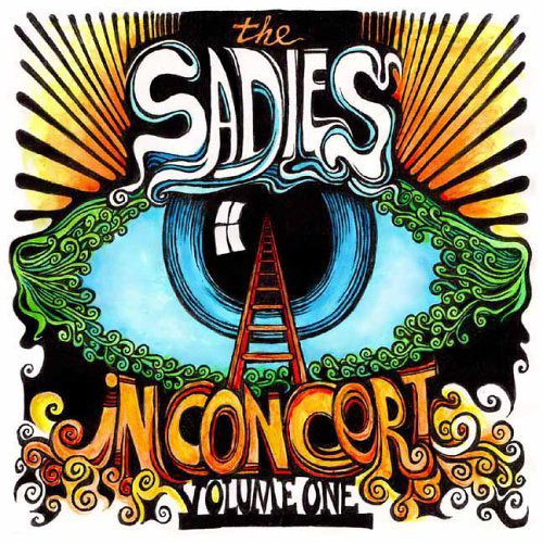 The Sadies - In Concert Volume One (2xCD, CANADA)  - Cover