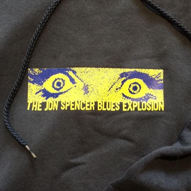The Jon Spencer Blues Explosion - She Said (SWEAT SHIRT, US) - Design