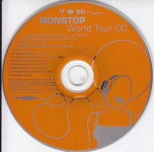 V/A feat. Russell Simins - Nordstrom Brass Nonstop World Tour 00 (CD, US)