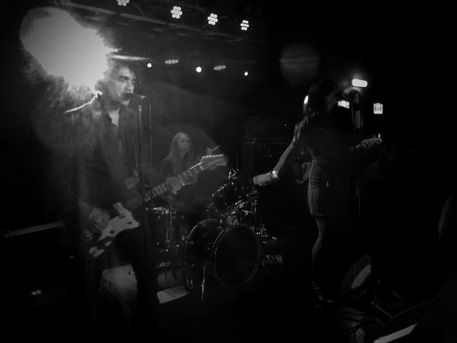 Boss Hog - Oslo, Hackney, London, UK (3 February 2017)