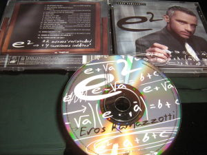 Eros Ramazzotti - e2 (Eros squared) (CD, ARGENTINA)