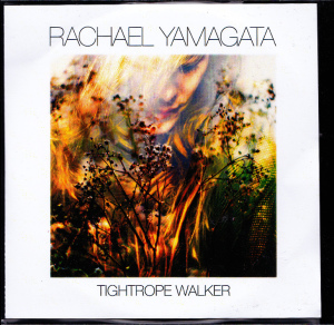 Rachael Yamagata – Tightrope Walker [Promo] (CD, UK) - Cover