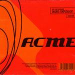 The Jon Spencer Blues Explosion - Acme (CD, BENELUX)