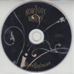 The Jon Spencer Blues Explosion - Now I Got Worry (CD, EUROPE) - Disc