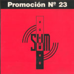 Promocional No. 23 (CD, ARGENTINA)