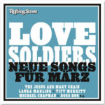 V/A feat. Boss Hog - Love Soldiers (CD, GERMANY)