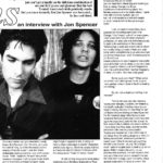 The Jon Spencer Blues Explosion - Sun Zoom Spark: Cool Run-Ins (PRESS, UK) - Page 2