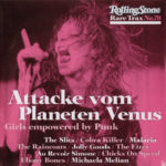 V/A feat. Cobra Killer - Rare Trax Vol. 70: Attacke Vom Planeten Venus - Girls Empowered By Punk (CD, GERMANY)