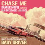 Danger Mouse feat. Run The Jewels and Big Boi - Chase Me (12, US)