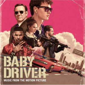 V/A feat. The Jon Spencer Blues Explosion - Music From The Motion Picture Baby Driver (2xLP, US)