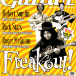 Judah Bauer / Twenty Miles / The Jon Spencer Blues Explosion - Guitar Magazine: Plastic Fantastic (PRESS, UK)