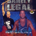 ECW Barely Legal '97 (DVD, UK)