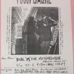 Dial 'M' For Motherfucker (FLYER, JAPAN)
