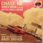 Danger Mouse feat. Run The Jewels and Big Boi - Chase Me (12, EUROPE)