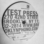 D'NT – LP01 [Test Pressing] [17 December 2015] (LP, US)