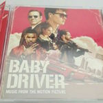 V/A feat. The Jon Spencer Blues Explosion - Music From The Motion Picture Baby Driver (2xCD, JAPAN)
