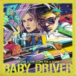 V/A feat. Danger Mouse ft. Run The Jewels and Big Boi - Baby Driver Volume 2: The Score For A Score (LP, UK)