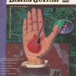 V/A feat. The Jon Spencer Blues Explosion / 20 Miles / R.L. Burnside - Cutting Edge Series: Blues Guitar (BOOK/CD, US)