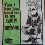 Melvins / The Jon Spencer Blues Explosion - Extra Width (ARTWORK, US)