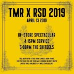 S-E-R-V-I-C-E - Third Man Records, Nashville, TN, US (13 April 2019)