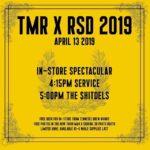 S-E-R-V-I-C-E - Third Man Records, Nashville, TN, US (13 April 2019)