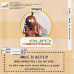 Radioplay: Euro Express (2xCD, US)