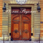 Russell Simins - 13, Rue Payenne (CD, FRANCE)