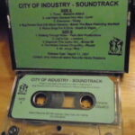 City of Industry [Promo] [#2] (CASSETTE, US)